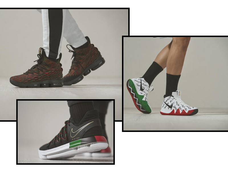 71c07e6dee6 Here s a closer look at this year s Nike Basketball BHM Collection ...