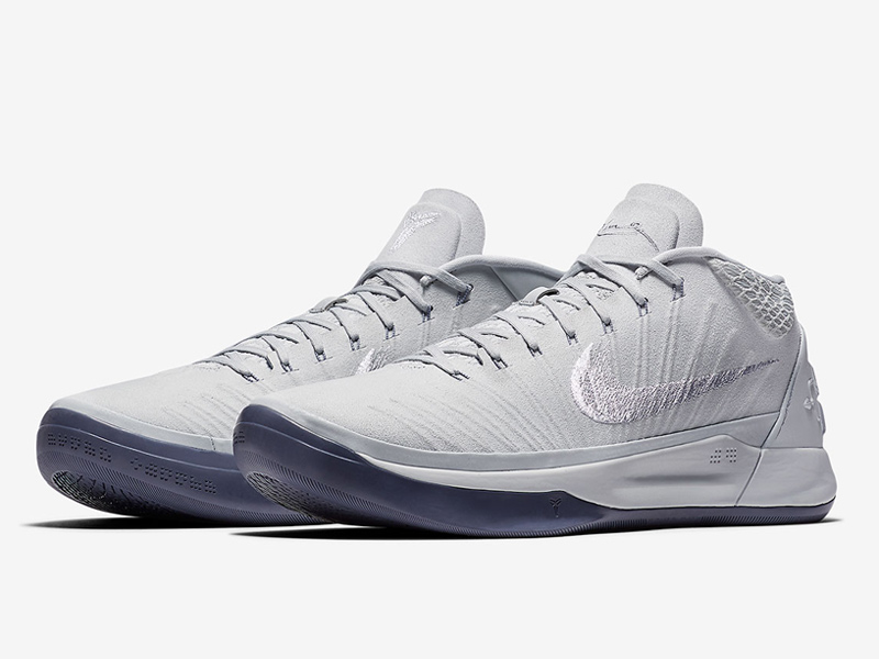 c756cdc926db Nike Kobe A.D. Mid  Pure Platinum  - Sole Movement - Your Local ...