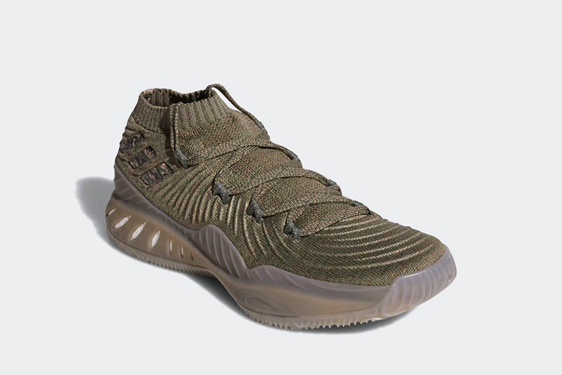 49b12d5315e4 adidas Basketball released the Crazy Explosive 2017 Low late last year and  this weekend