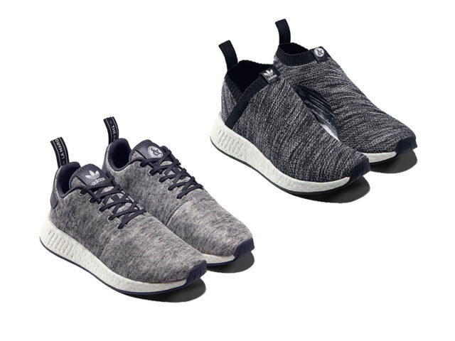 Saturday: United Arrows & Sons x adidas Originals NMD Pack