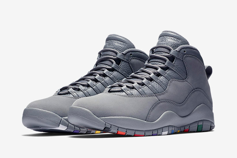 f0c4b53260a ... All-Star Edition jerseys and footwear offering for All-Star Weekend  wasn't enough, Jordan Brand is releasing celebrating 23 years of the Air  Jordan 10.