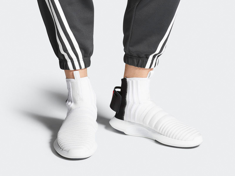 sports shoes 1911b bab2f After a crazy February, adidas Originals is showing no signs of letting up  with the upcoming releases this March. The adidas Crazy 1 ADV Sock Primeknit  ...