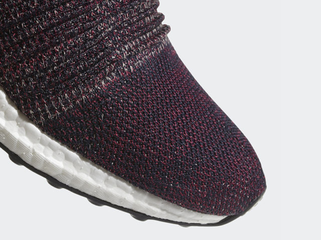 An all-new adidas UltraBOOST Laceless to jump start March