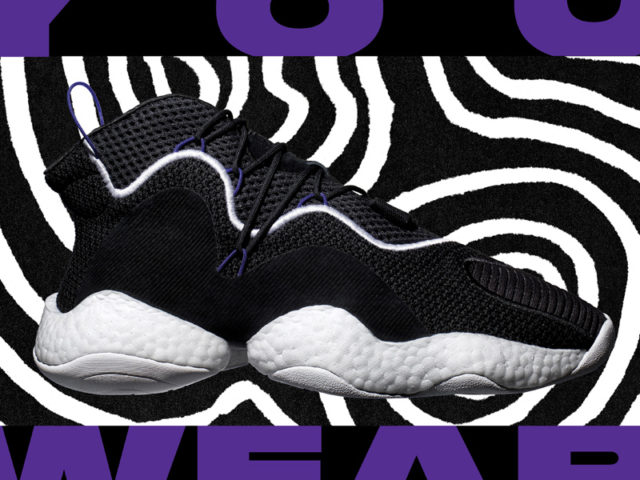 adidas forges the past with the present in the CRAZY BYW