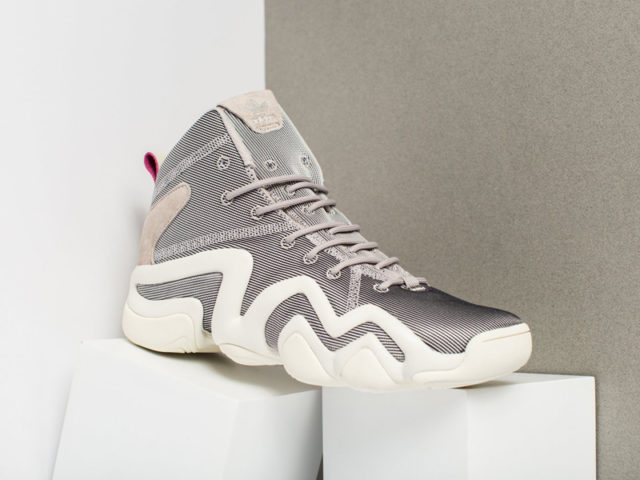 A metallic knit makes it on to the Crazy 8 ADV