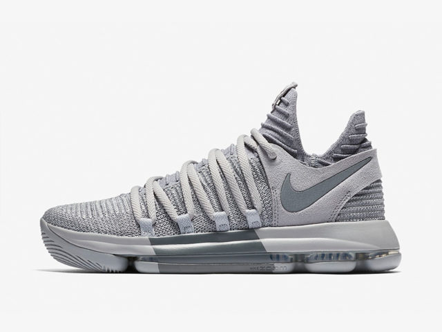 All new colorway for the KD X is now available