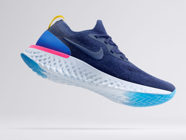 Instant Go: the Nike Epic React Flyknit