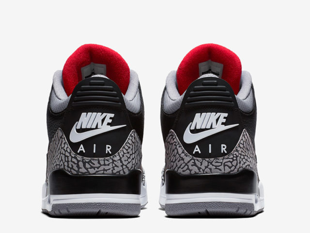 Here's how you can own a pair of Black Cement 3s this weekend