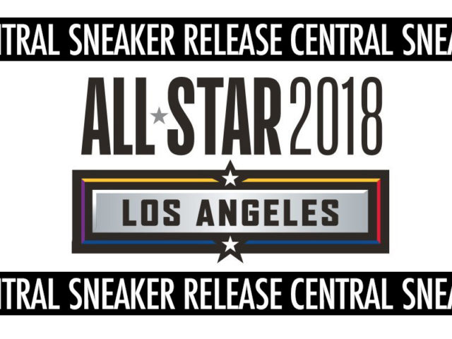UPDATED- SNEAKER RELEASE CENTRAL: 2018 ALL-STAR WEEKEND
