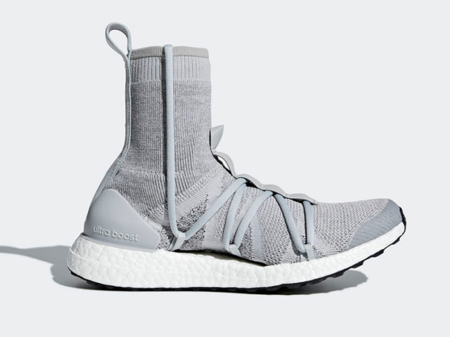 Stella McCartney's UltraBoost X Mid drops tomorrow at Sole Academy