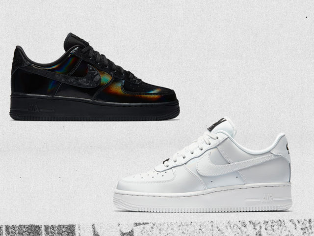 Keep Shining: the Nike Women's Air Force 1 Luxe