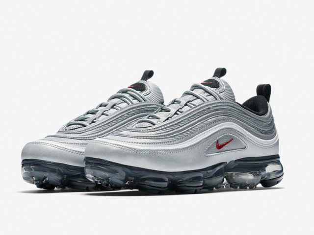 "The Air VaporMax 97 ""Silver Bullet"" drops this weekend"