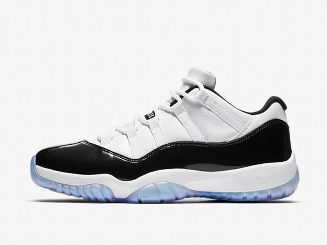Jordan Brand brings out an Easter-esque colorway for the Jordan XI Low