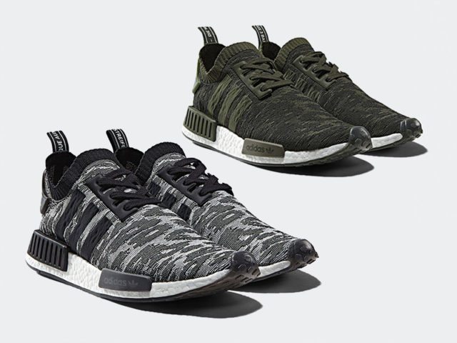 RELEASE REMINDER: adidas NMD R1 Shadow Knit