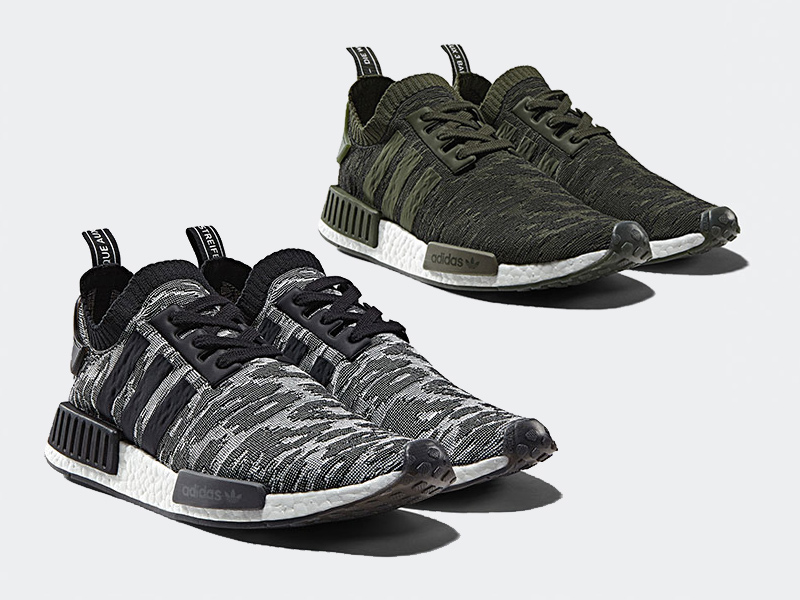 cheap for discount eced6 c0d69 RELEASE REMINDER: adidas NMD R1 Shadow Knit - Sole Movement ...