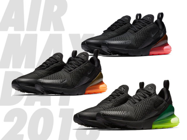 Surprise! The NikeLab Air Max 270 arrives in time for Air Max Day 2018