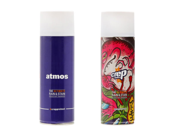 atmos joins Crep Protect's Art of Protection series
