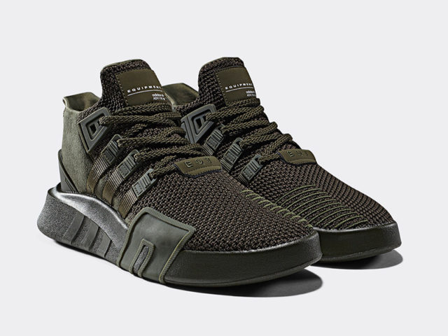 ICYMI: adidas releases the EQT Basketball ADV in Night Cargo