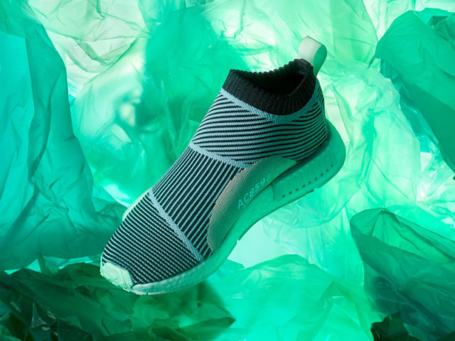 Help Save the Oceans with adidas Originals and Parley