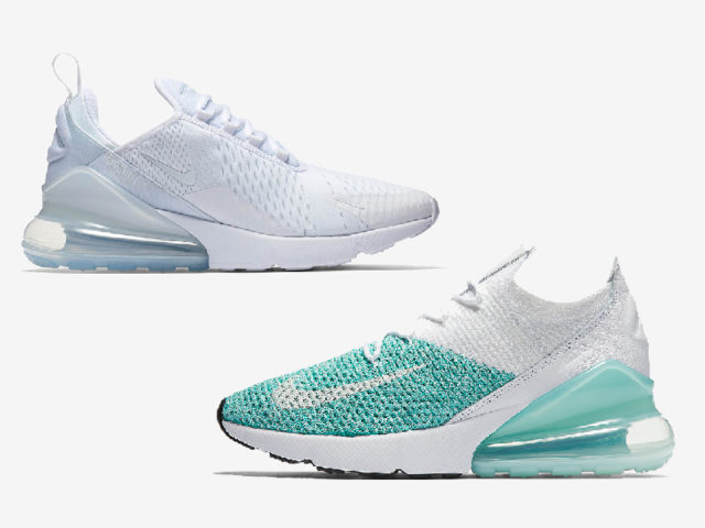 Sneak Peek drops a couple of Air Max 270s worth picking up for your better half