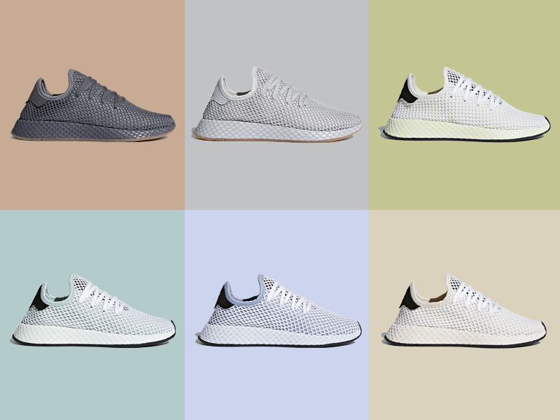 3a0b5ff9bcbe adidas releases 6 new colorways for the adidas Deerupt - Sole ...