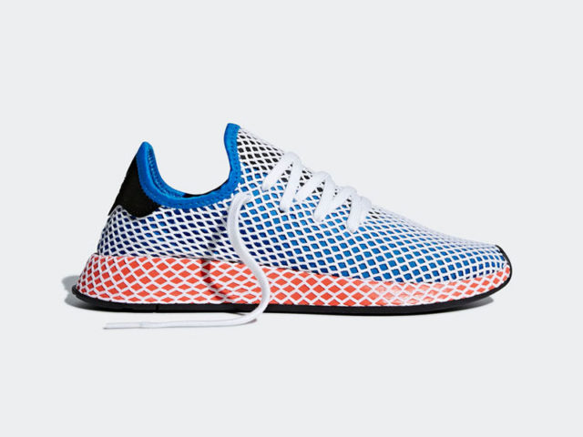 New colorways for the adidas Deerupt drop tomorrow