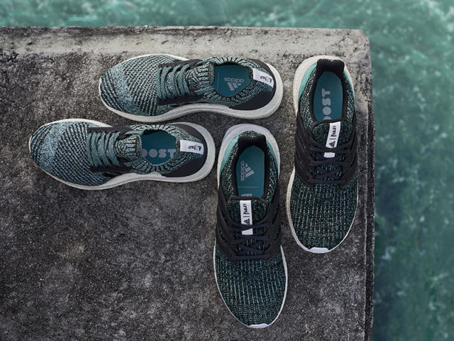 adidas drops the Parley for the Oceans UltraBoosts tomorrow
