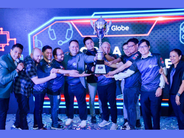 Globe Telecom launches Globe Gaming