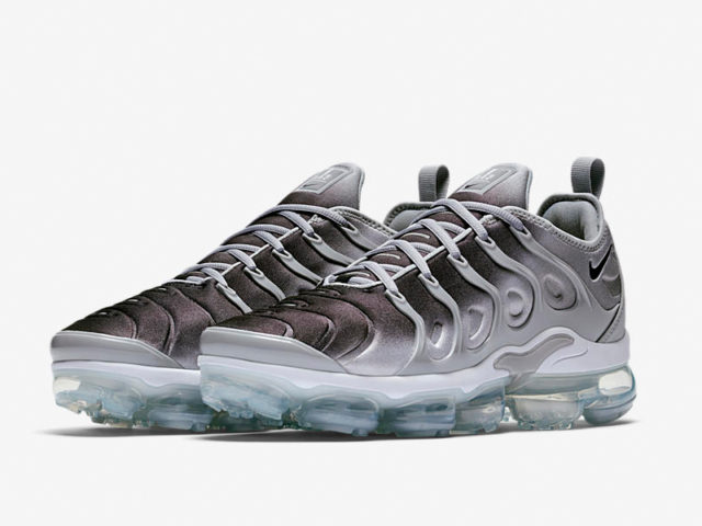 An all-new VaporMax Plus is dropping tomorrow