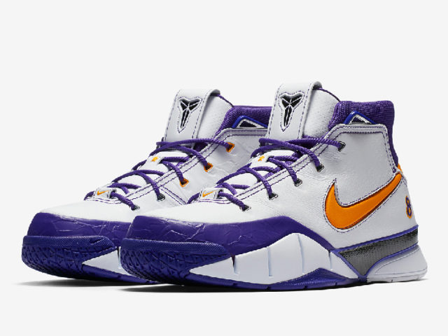 "Looks like the Zoom Kobe 1 Protro ""Final Seconds"" drops tonight"