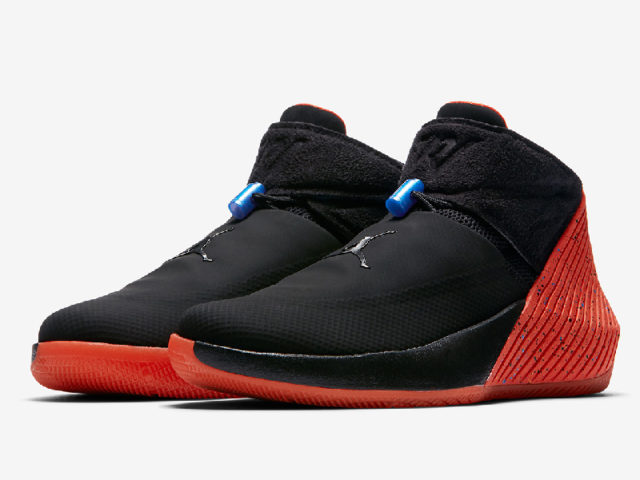 Jordan celebrates Westbrook's record breaking feat this Monday