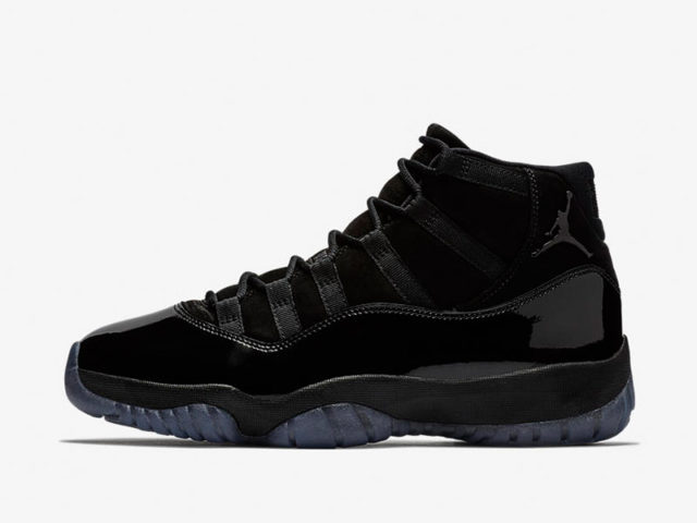 "TOMORROW: AIR JORDAN XI RETRO ""CAP & GOWN"""