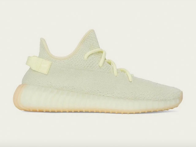 "The adidas YEEZY BOOST 350 V2 ""Butter"" drops this Saturday"