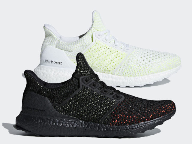 New Colorways of the adidas UltraBoost Clima drop tomorrow