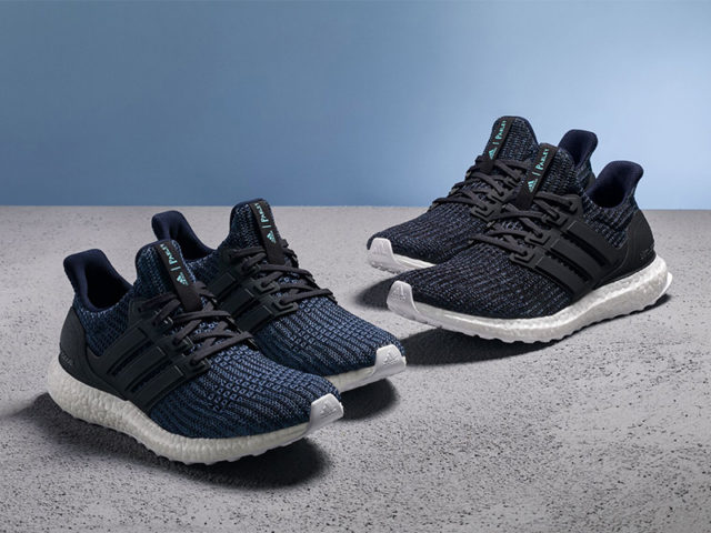adidas brings out the Deep Ocean Blue colorway for the UltraBOOST Parley