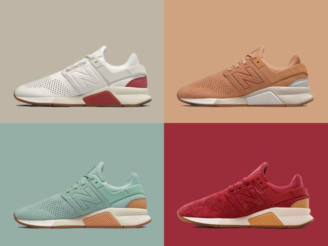 New Balance brings out new Flavors for the 247 V2