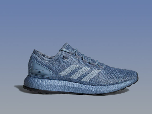 adidas releases the PureBOOST in Raw Steel