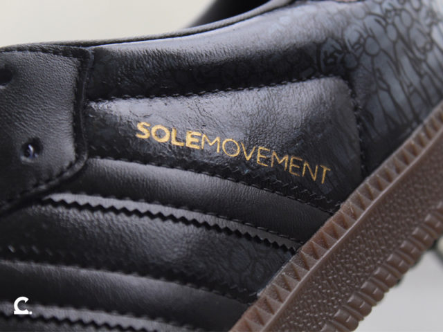 ALL YOU : CAPITAL x SOLE MOVEMENT