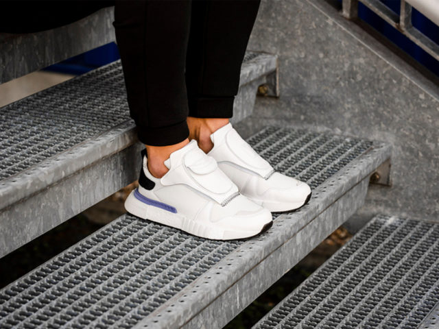 Past Meets Present with the adidas Futurepacer