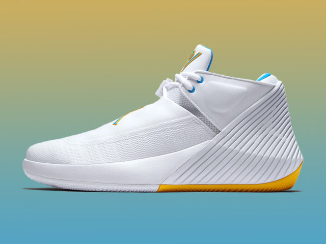 Westbrook honors UCLA with this Bruin-based Why Not Zer0.1 Low