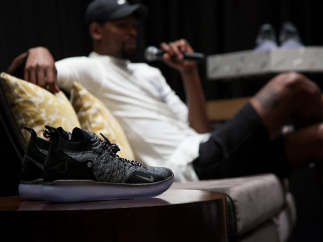 Rise. Grind. Shine. Again: the Morning After with Kevin Durant