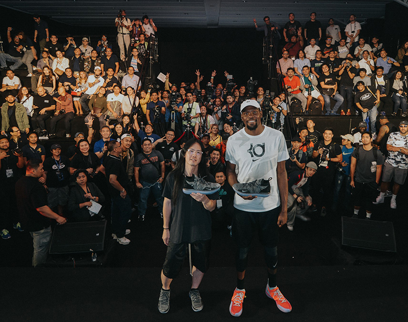 "size 40 49303 7aa8d ... the ""Peach Jam"" and ""Still KD"". For more on the trip, check out the  photos below as well as the our interviews with both Durant and Leo Chang  in the ..."