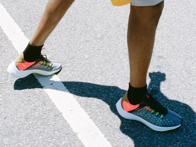 EXPERIMENT TO EVOLVE: NIKE EXP-X14