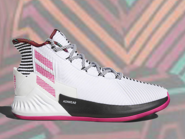 adidas quietly released the D ROSE 9 this July