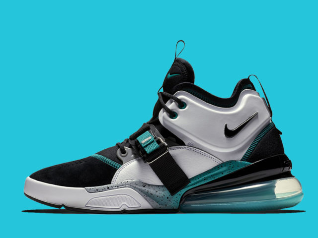 Nike takes inspiration from its past with their latest Air Force 270