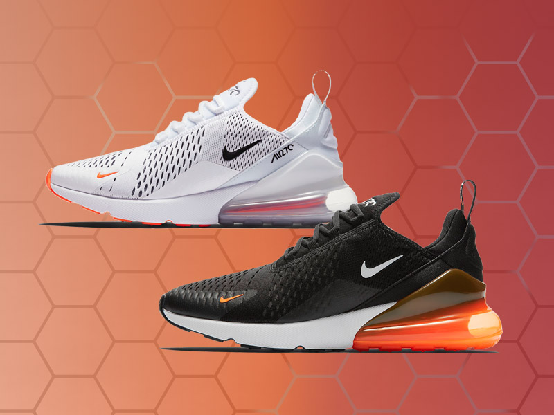 hot sale online 70f04 00c62 Nike Sportswear adds the Air Max 270 to the 'Just Do It ...