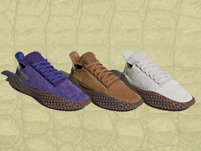 adidas to release new colorways for the Kamanda tomorrow