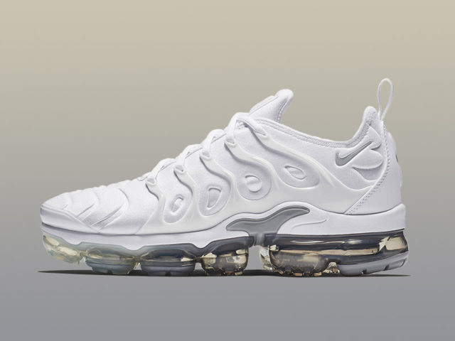 Nike adds gradient to the Air VaporMax Plus