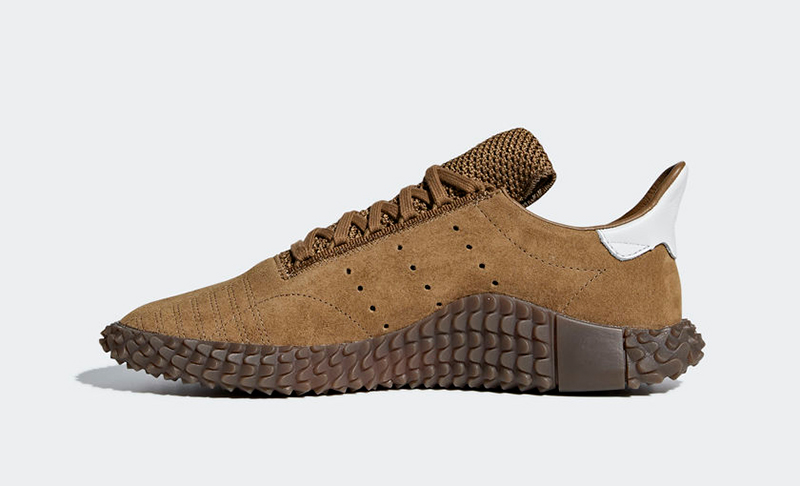 4951f263bf421 The Energy Ink and Clear Brown colorways will be available at the adidas PH  Online Store tomorrow as well. The adidas Kamanda 01 retails for Php 8