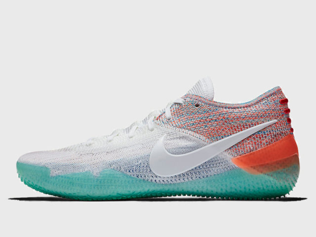 A new multicolor Kobe AD NXT 360 drops this weekend